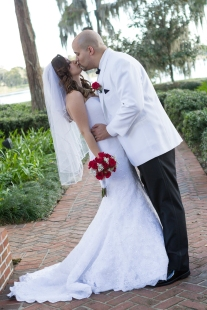 Cypress Grove Bridal Portrait