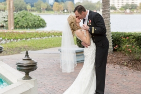 Lake Eola Wedding