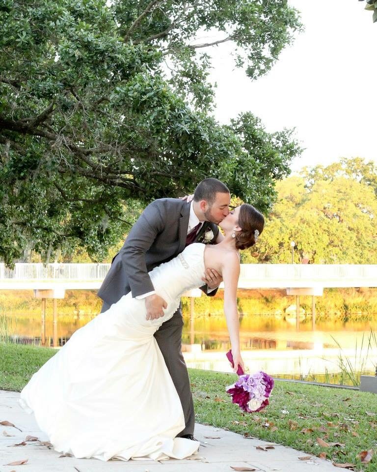 Orlando Science Center Wedding - Semm-Faber Photography