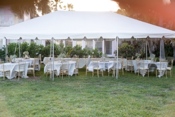 Intimate Tent Wedding Melbourne